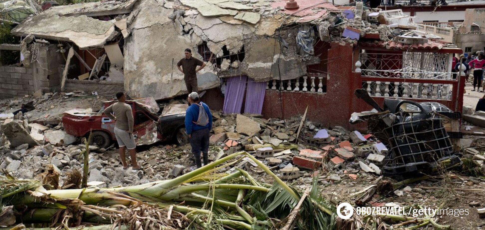 'Як у фільмах жахів': смертельний торнадо зруйнував столицю Куби. Фото й відео наслідків