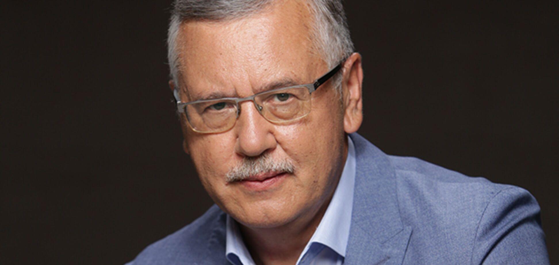 Гриценко рассказал, чем будет заниматься нардеп Залищук в его штабе