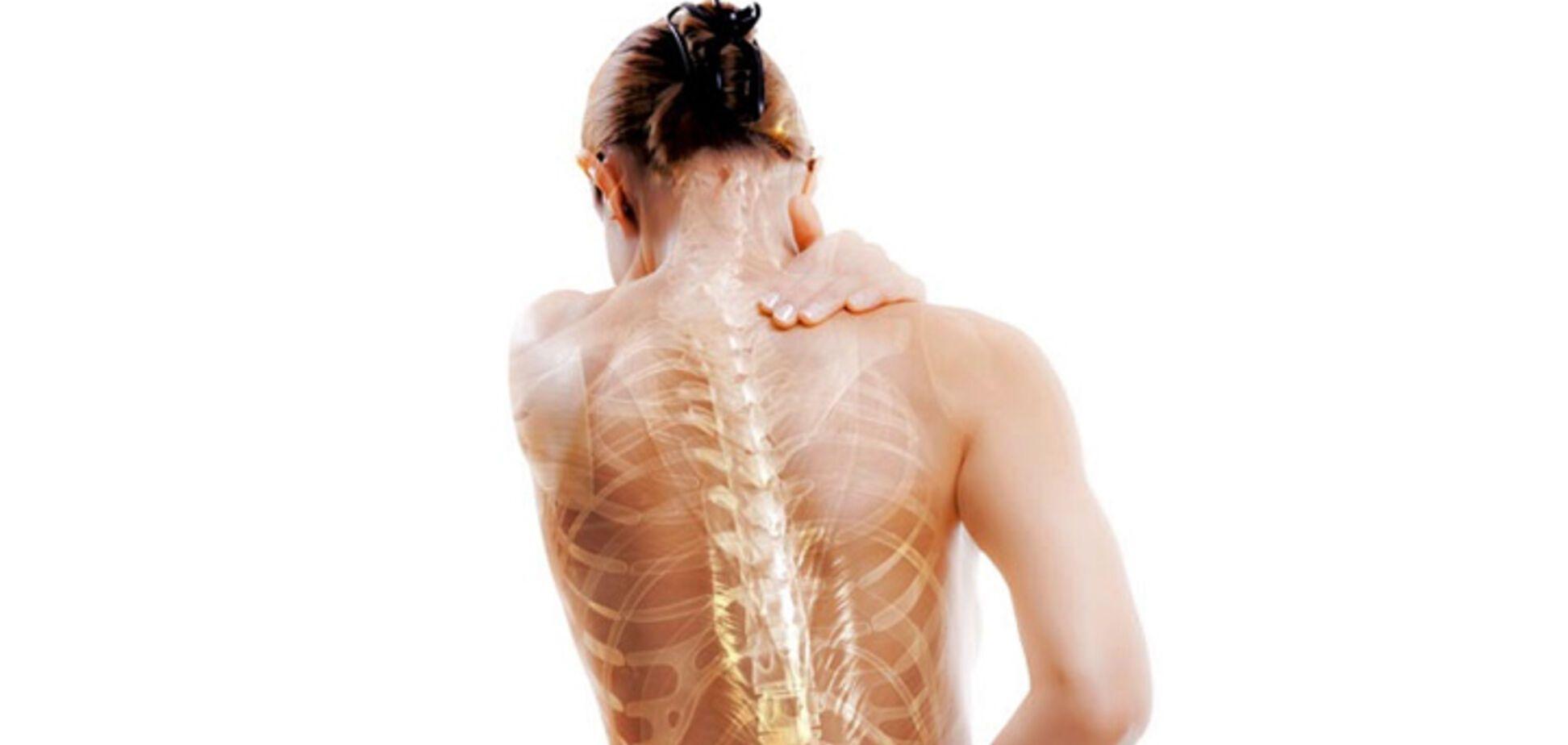 Как избавиться от остеохондроза?