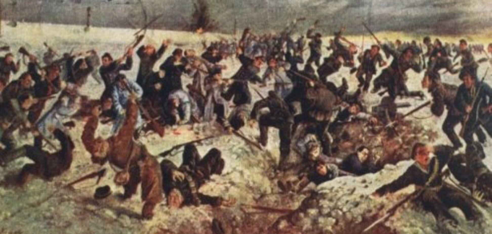 'Украина победит': американский историк сравнил бои под Крутами и на Донбассе