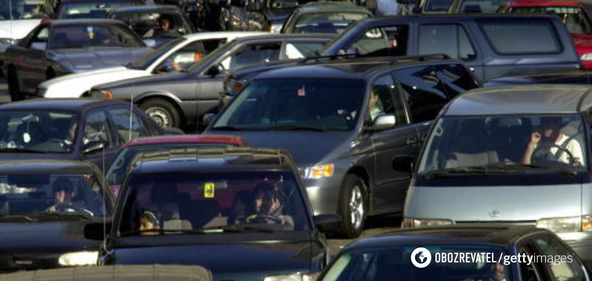 Затори на дорогах: Києву запропонували вирішення проблеми