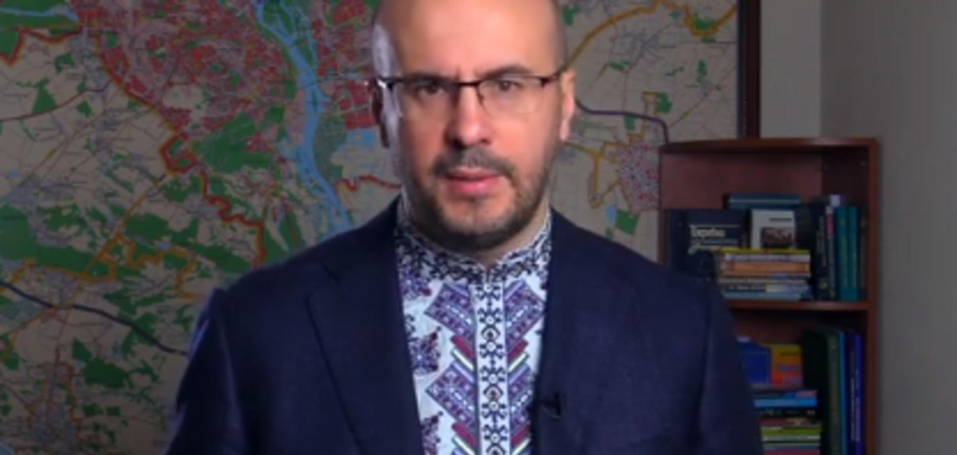 Один із передбачуваних кандидатів на пост президента України відмовився від виборів