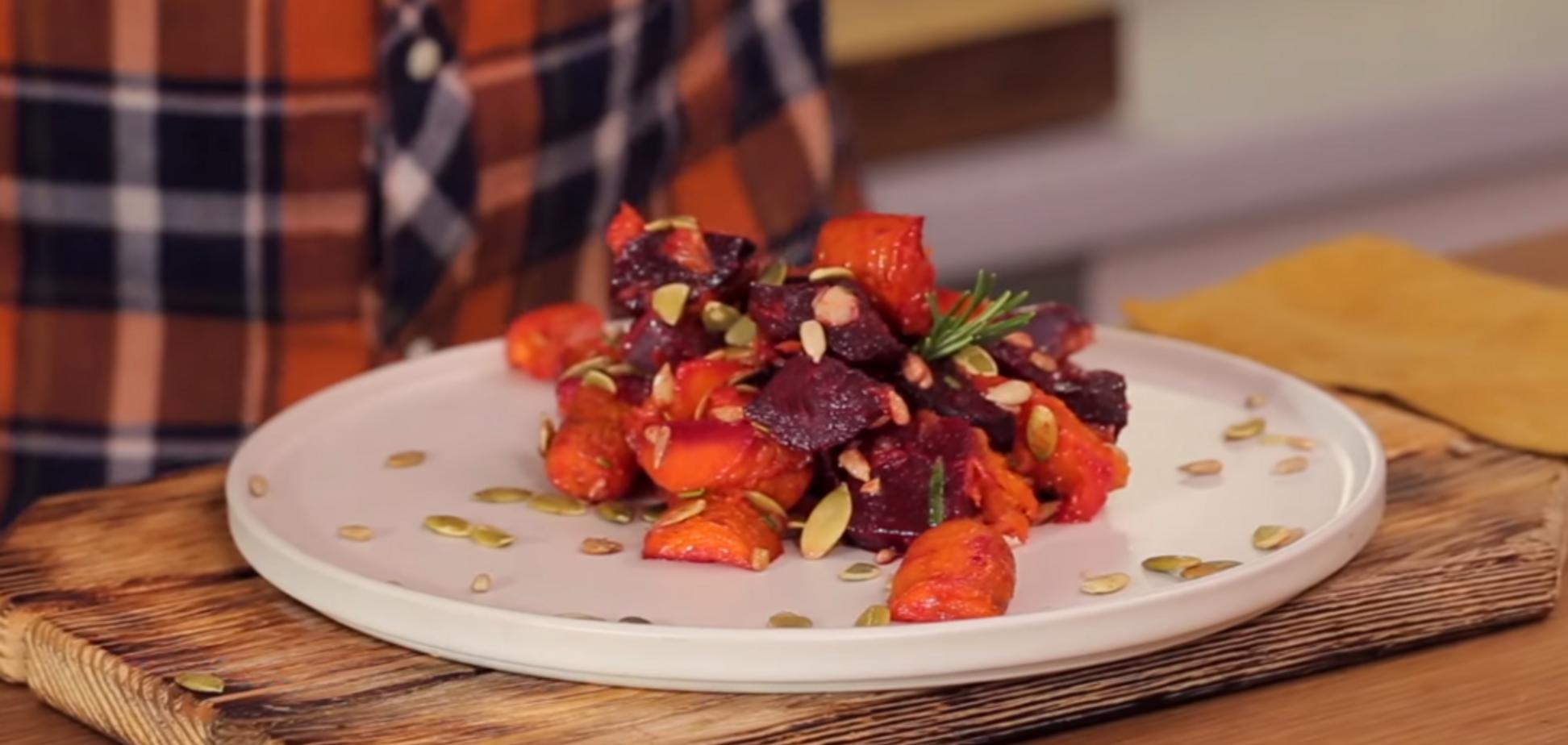 Как приготовить диетический салат: рецепт от известного кулинара