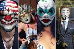 Вгадай зірку в масці: цікавий тест для знавців шоубізу
