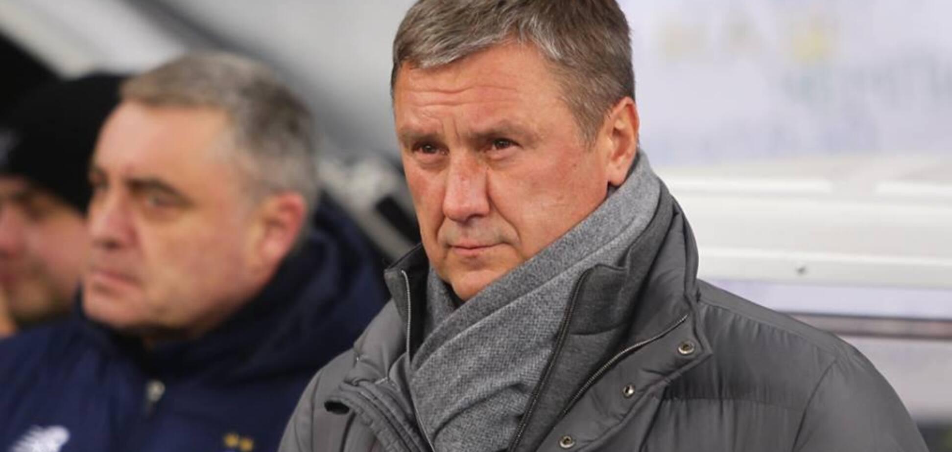 Хацкевича визнали одним із кращих тренерів світу