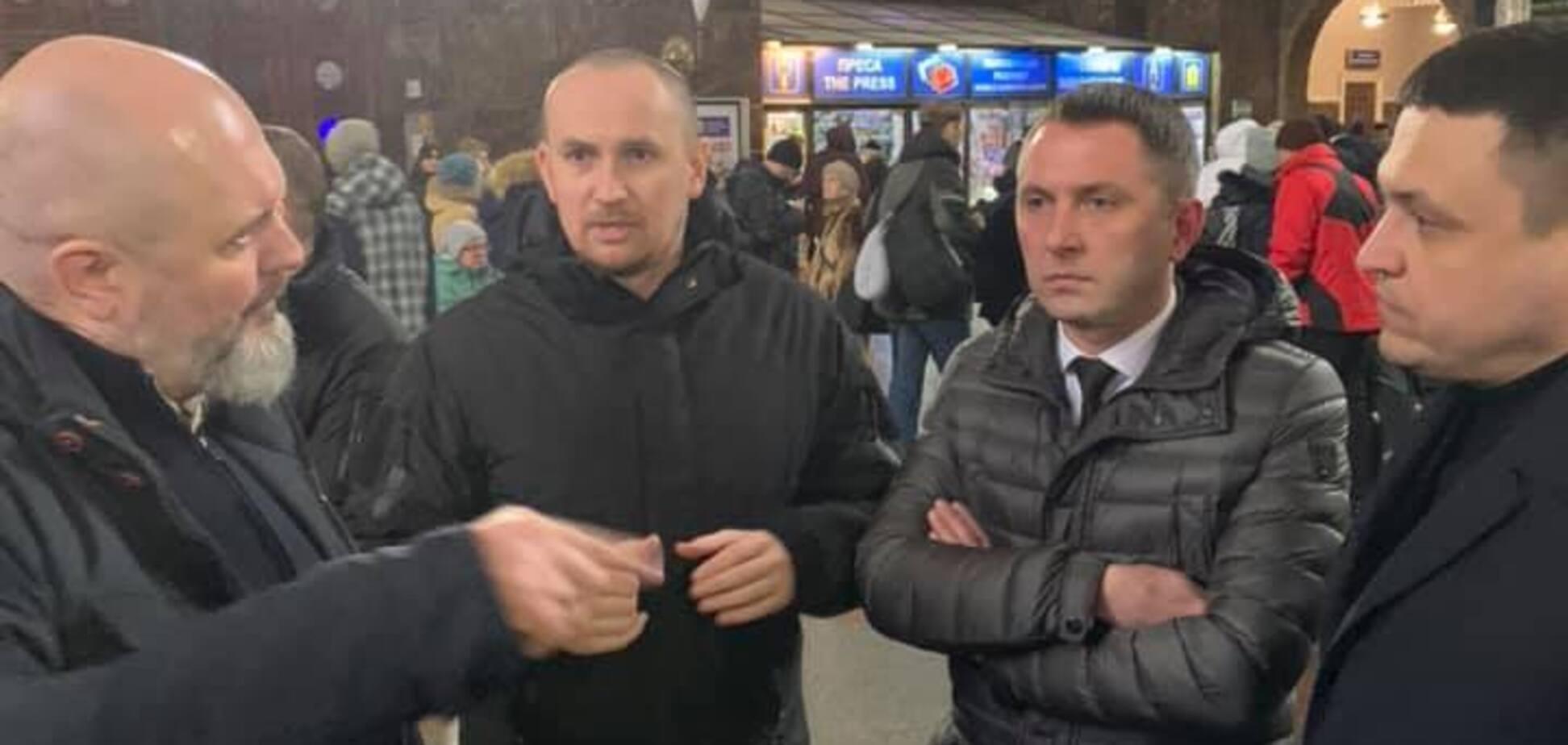 Через крадіжки: поліція Києва пішла на радикальний крок на центральному вокзалі