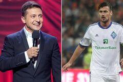 'Динамо', Милевский и лысый Шева: самые взрывные шутки Зеленского про футбол