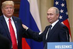 Трамп поддержал Путина