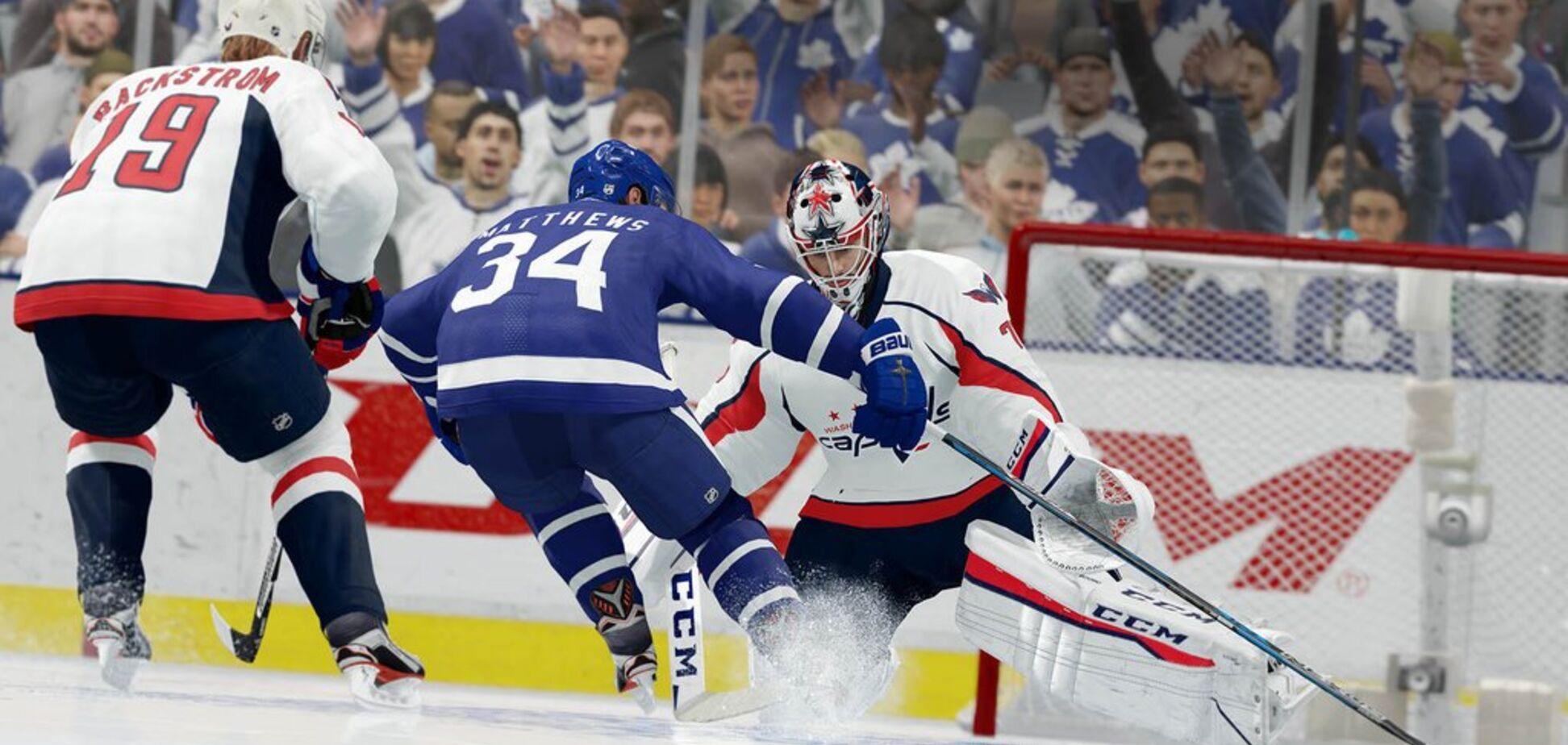 Влучило у дівчинку: матч НХЛ був перерваний через небезпечну подію