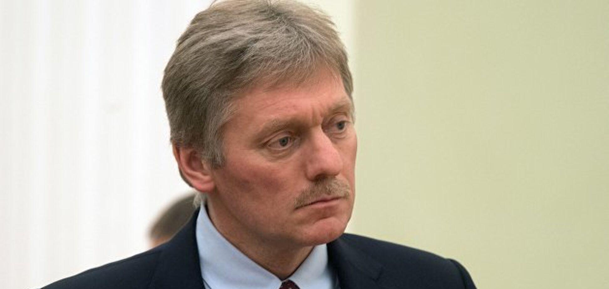 ''Потворний прояв!'' У Кремлі огризнулися через ''холодний'' мир із Україною