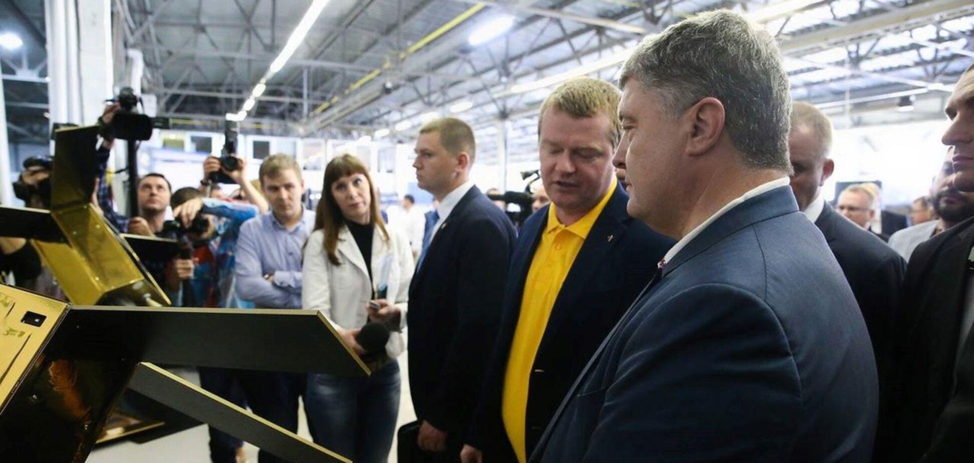 Бізнесмен Макс Поляков відкриває 'Новий космос' і готується до першого запуску ракети