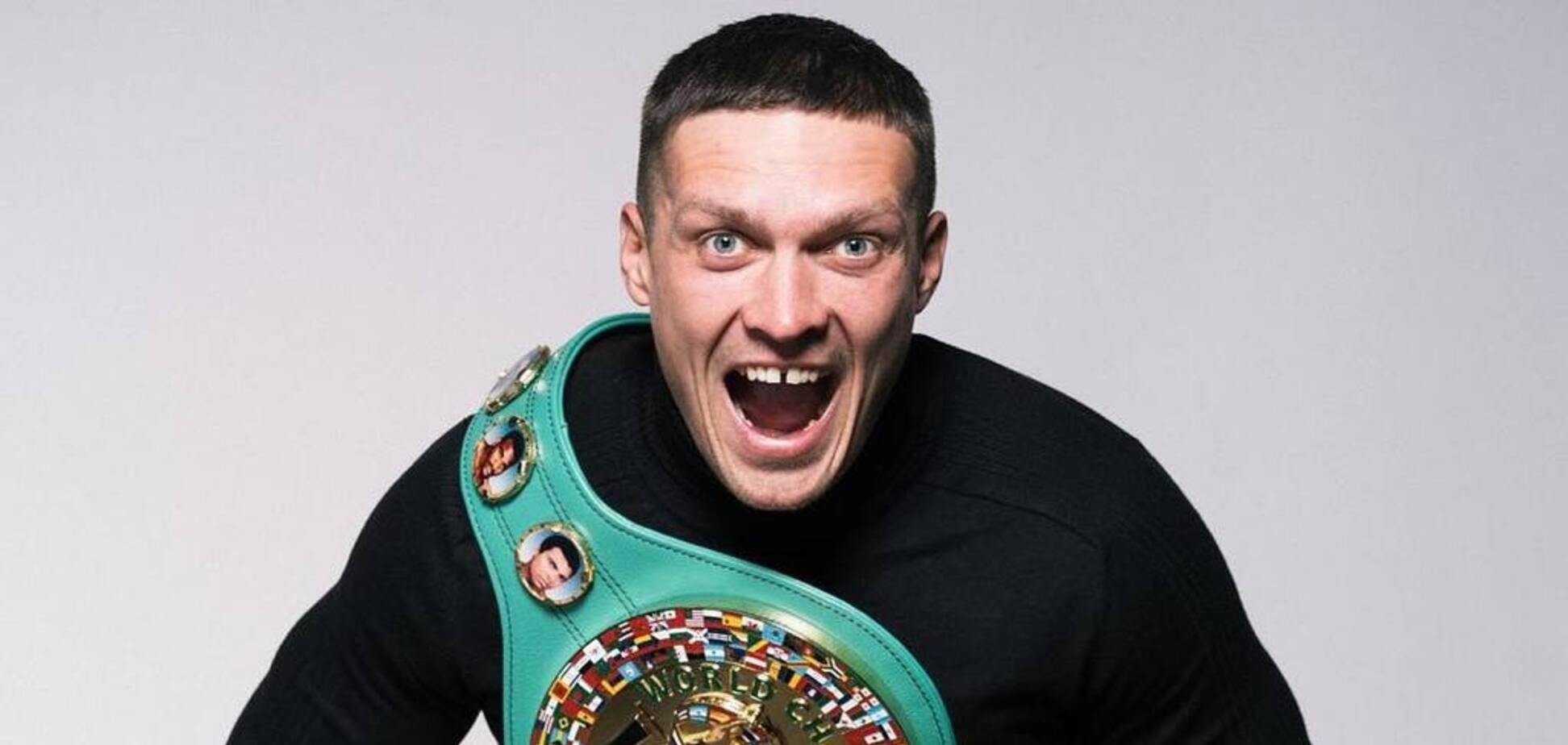 Легендарный боксер назвал самый тяжелый бой Усика в супертяжах