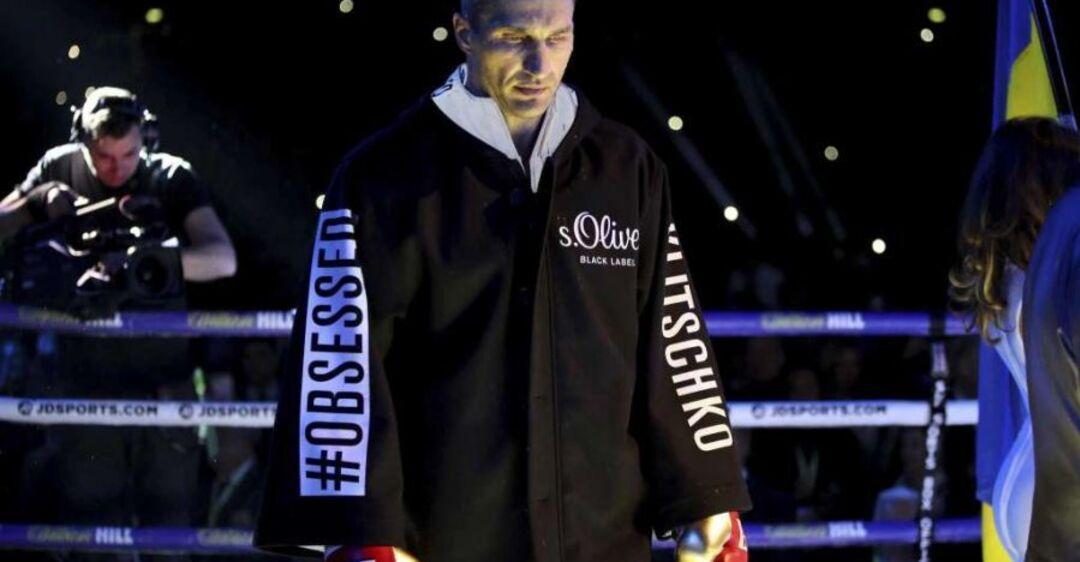 Кличко сделал заявление о возвращении в бокс