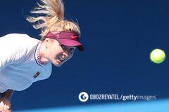 Свитолина драматично проиграла экс-первой ракетке мира в полуфинале турнира в Дохе