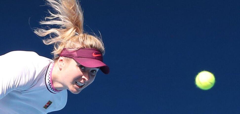 Світоліна драматично програла екс-першій ракетці світу в півфіналі турніру в Досі