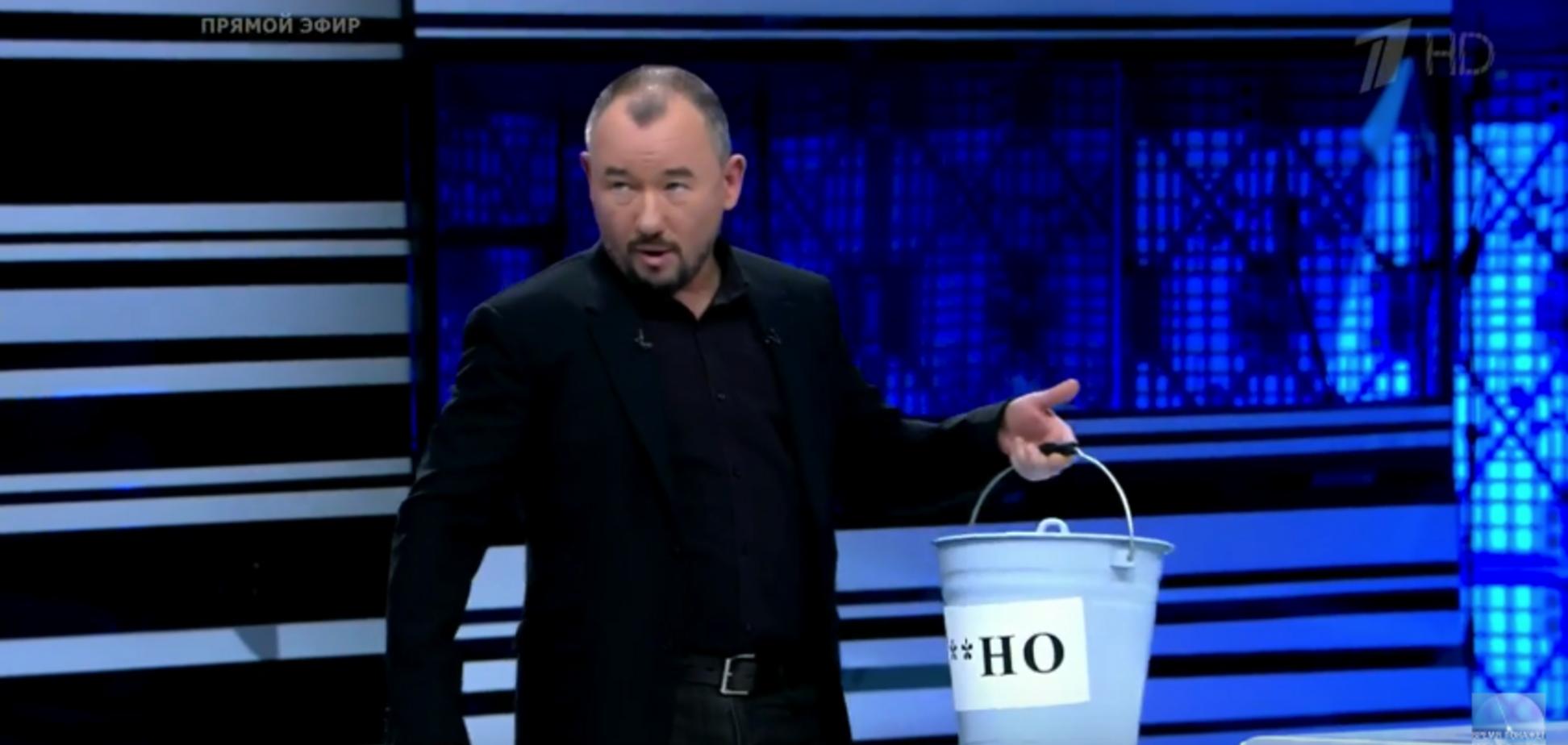 'Помийниця': український художник принизив пропагандиста Путіна