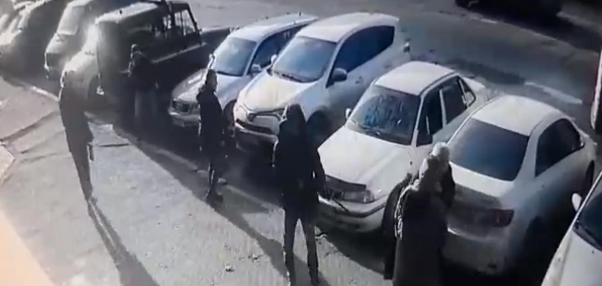 Розстріл сімейної пари в Миколаєві