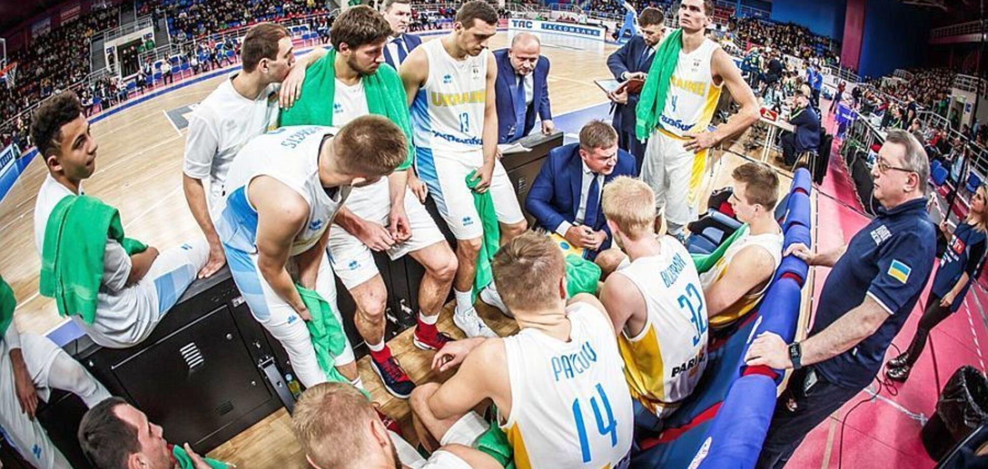 Украина – Черногория: где и почем купить билеты на матч квалификации Кубка мира по баскетболу