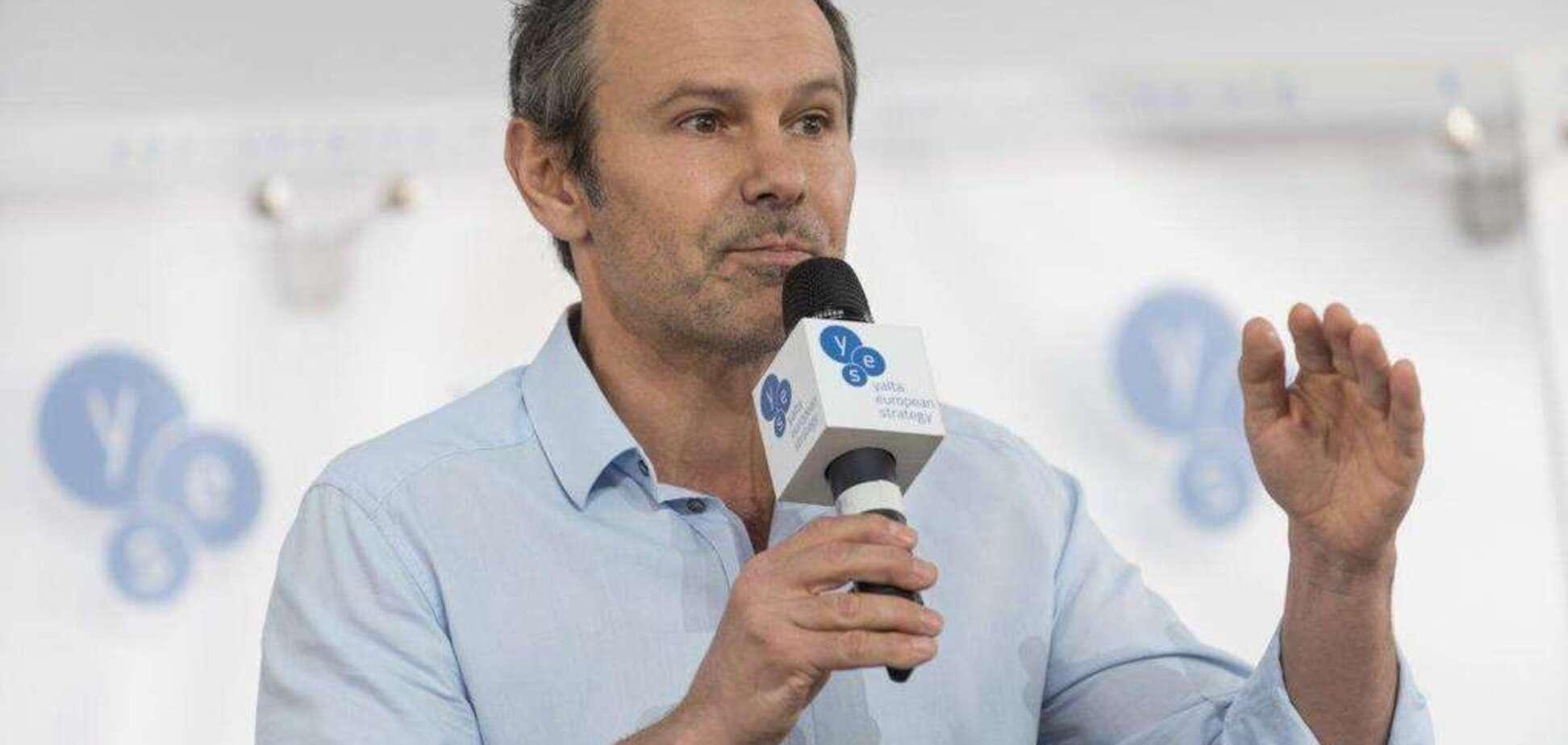 Вакарчук прийняв корисне для Гриценка рішення — соратник політика