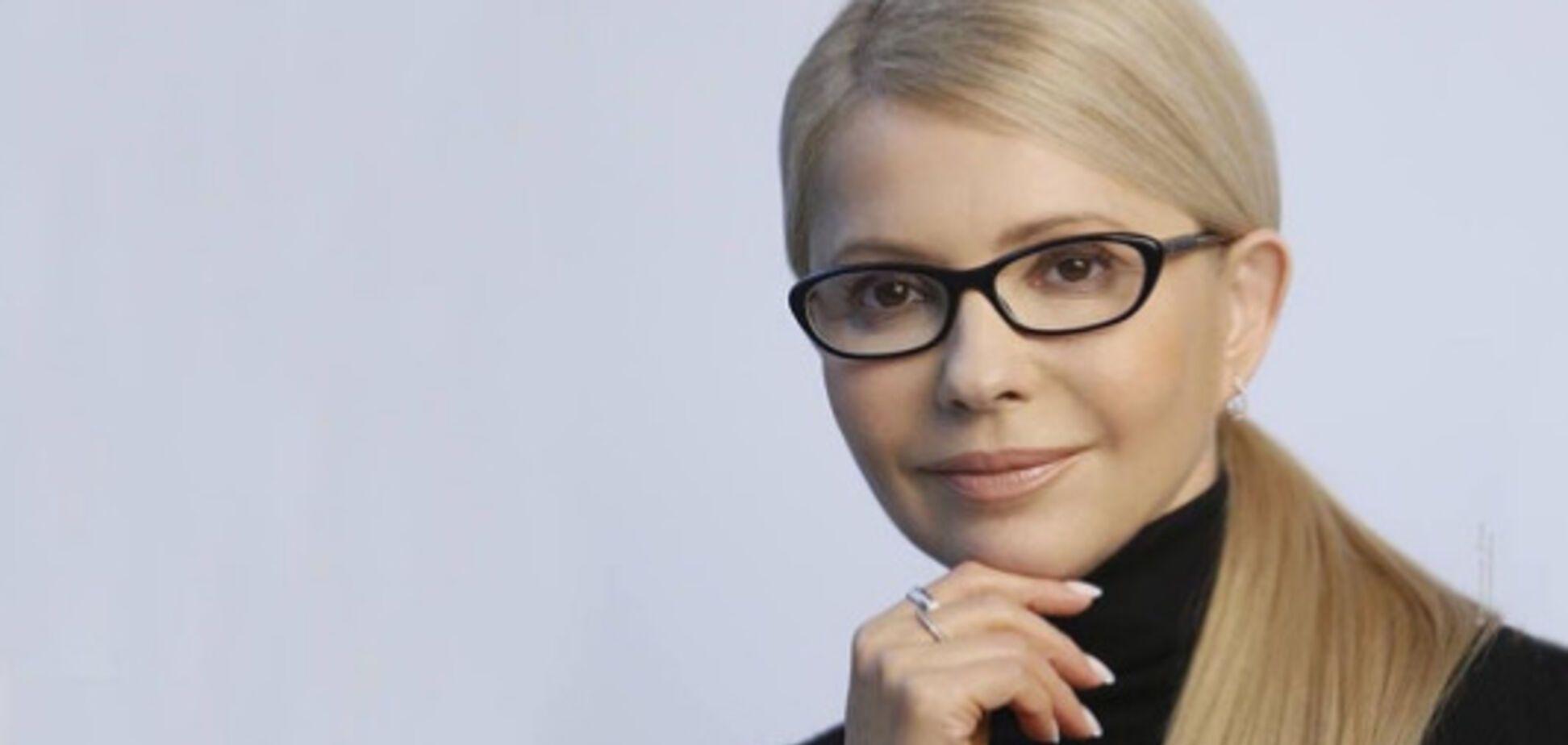 Тимошенко пообіцяла поповнити музей шоколаду головним експонатом