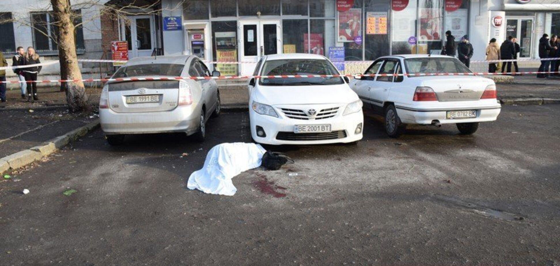 Хладнокровный расстрел в Николаеве: жертва знала о планах убийцы