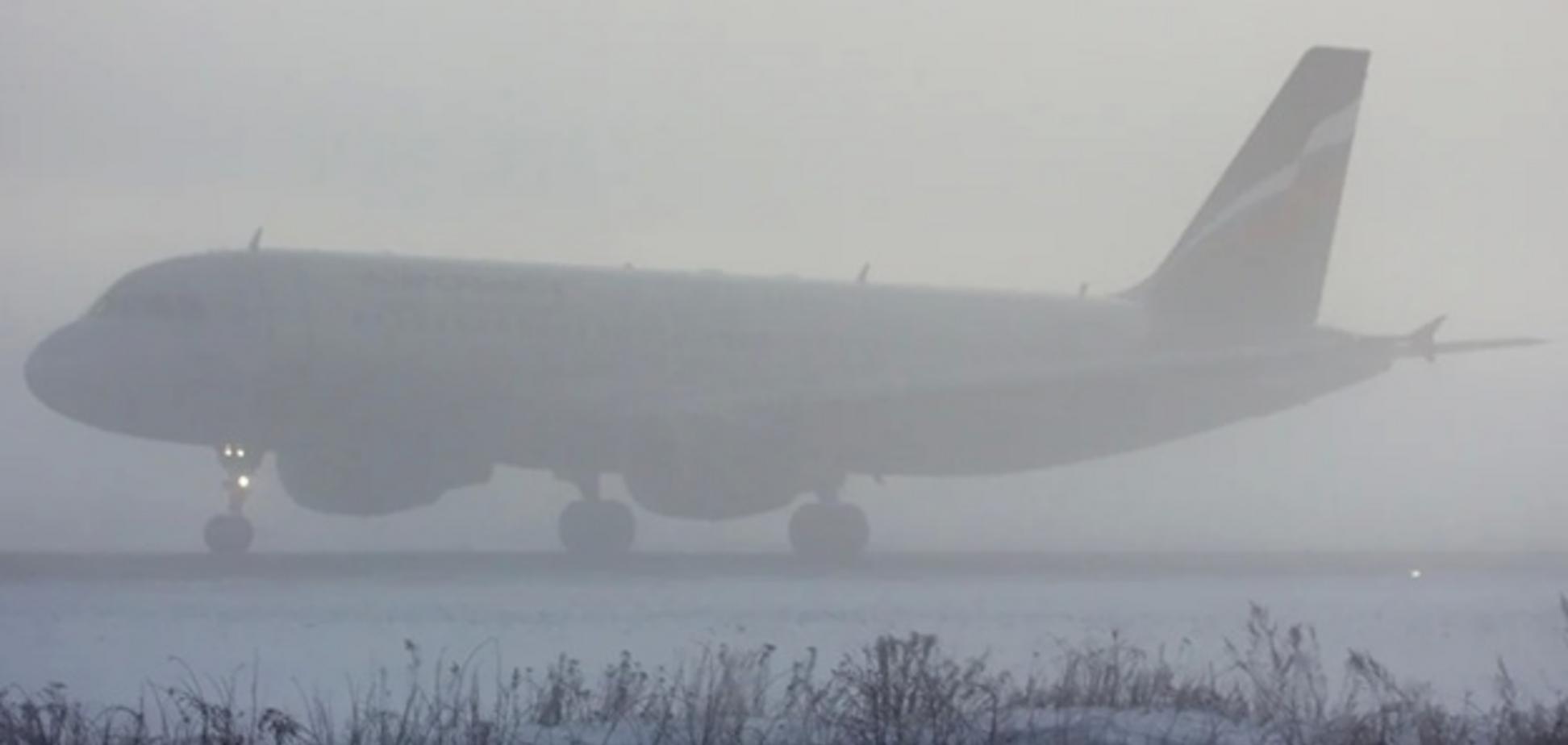 'Браво пилоту!' В Харькове с самолетом произошло ЧП