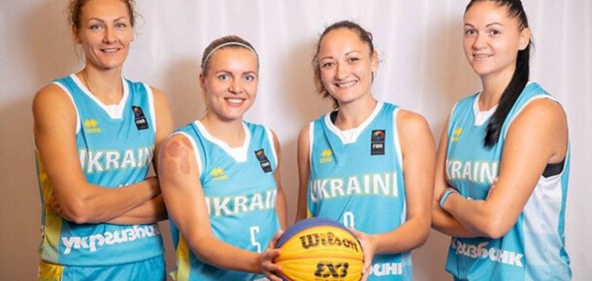 НОК України знайшов гроші на підготовку баскетбольних збірних 3х3 до Олімпіади-2020
