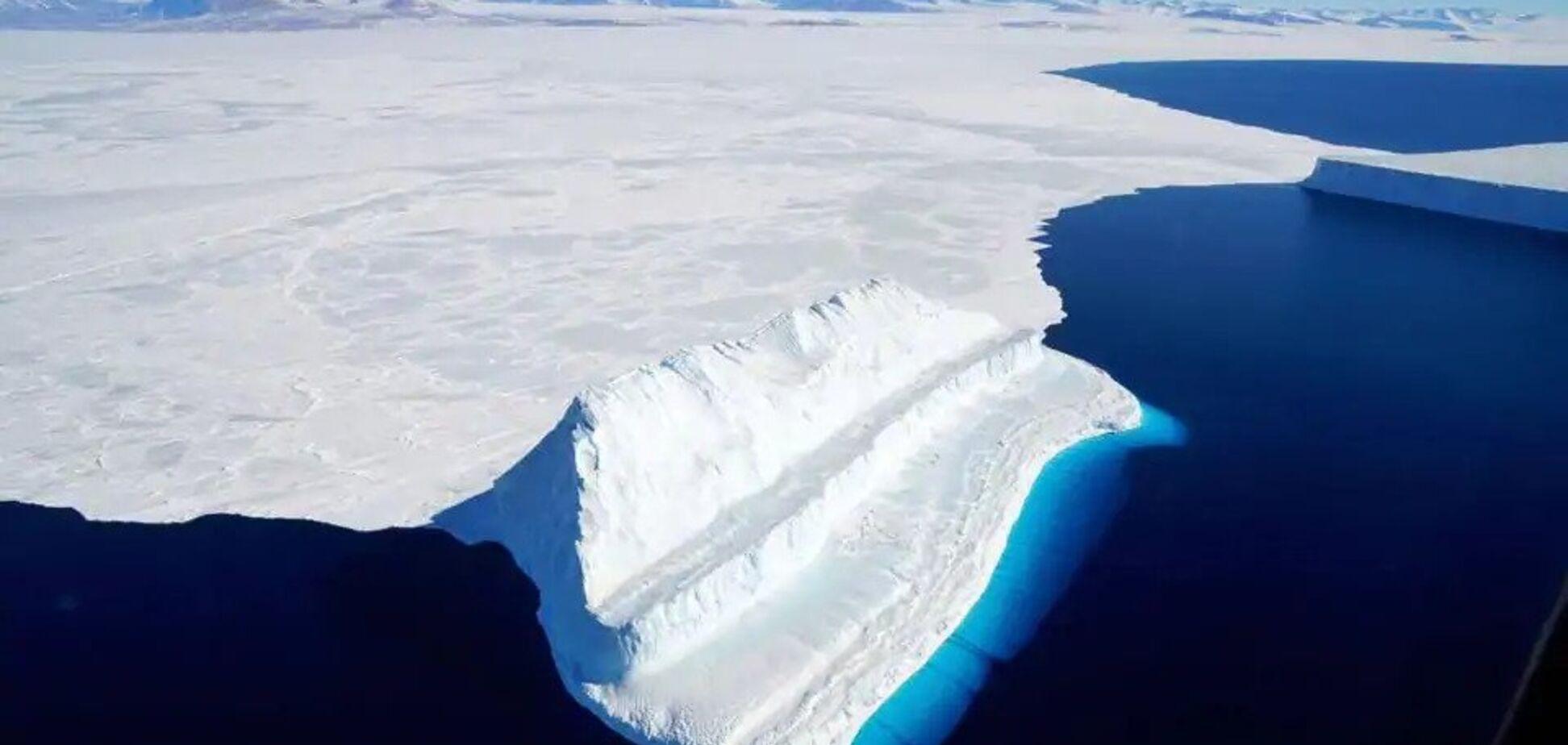 ''Процесс уже запущен'': ученые предупредили о таянии самого опасного ледника