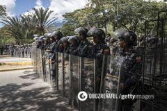 Венесуэла стала новым тестом для Кремля и Вашингтона