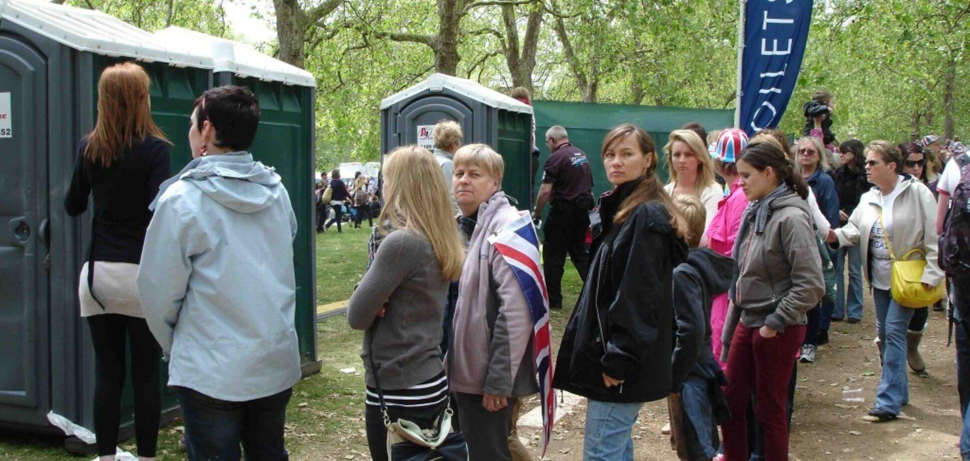 Черг не буде: в Україні задумали ''туалетну'' революцію