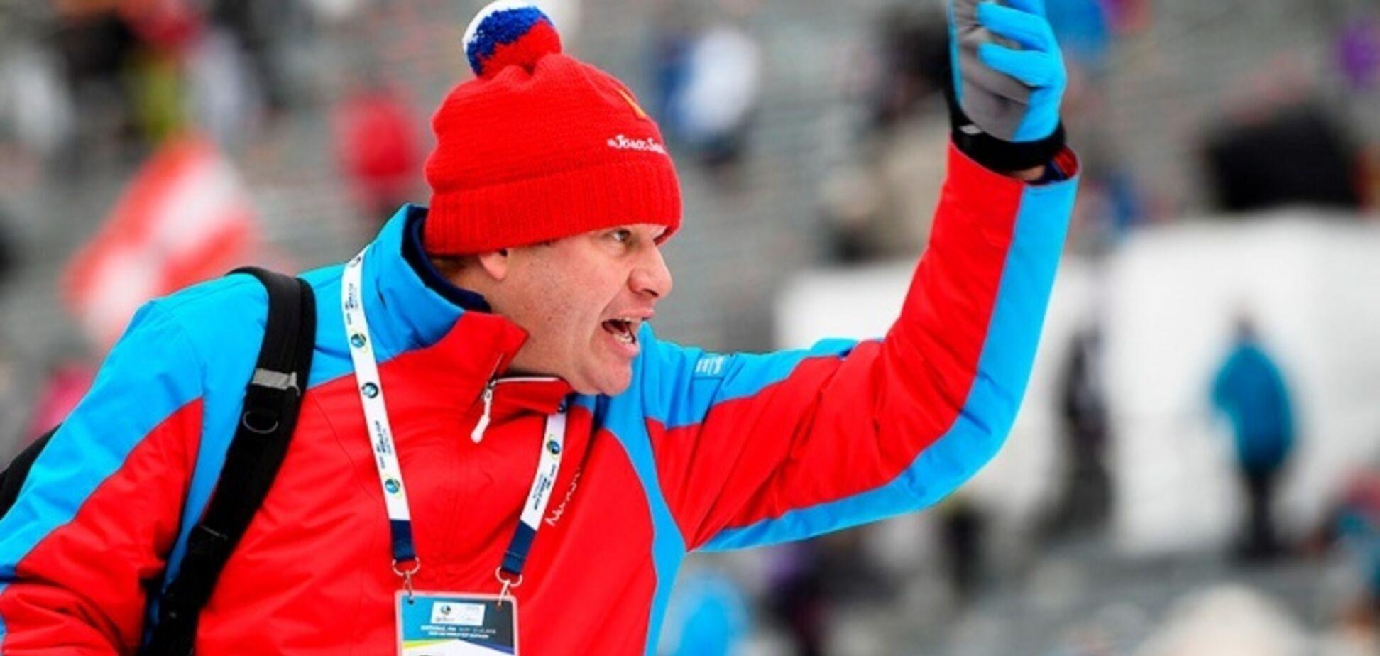 ''Клінічний ідіот'': чемпіона світу дістав улюблений конферансьє Путіна