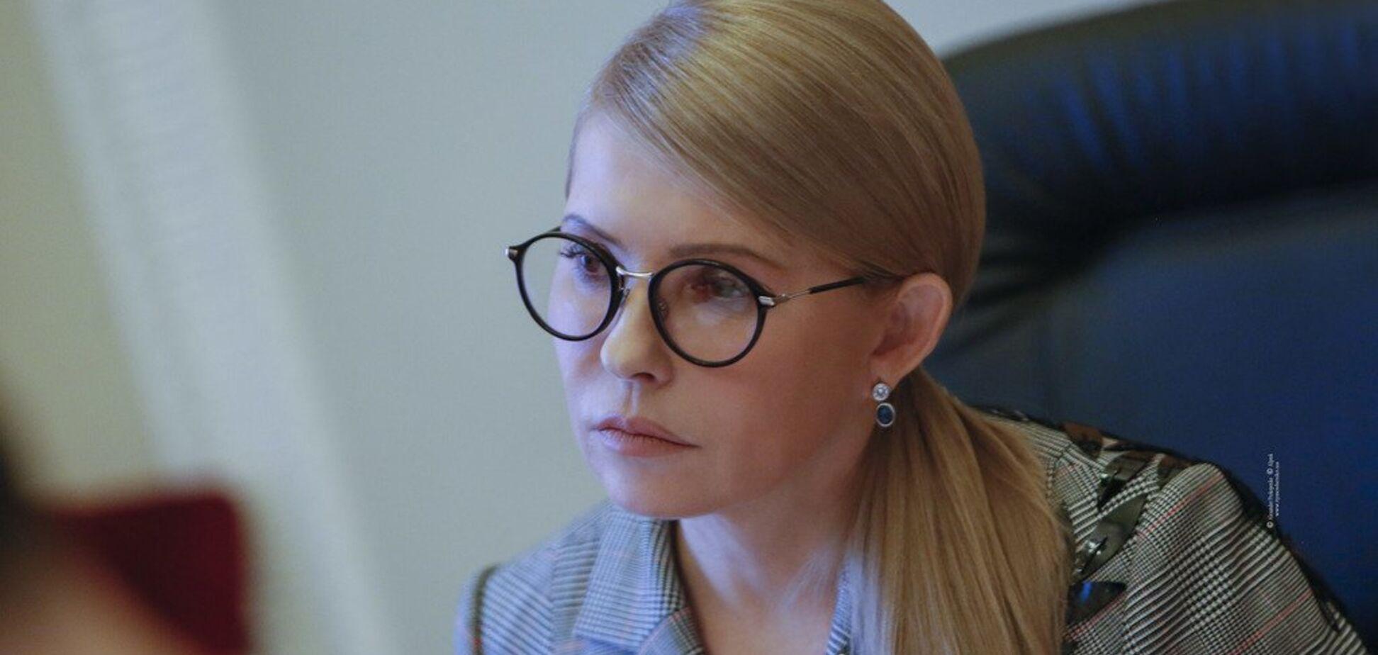 ЦИК подтвердила победу команды Тимошенко на выборах в ОТГ