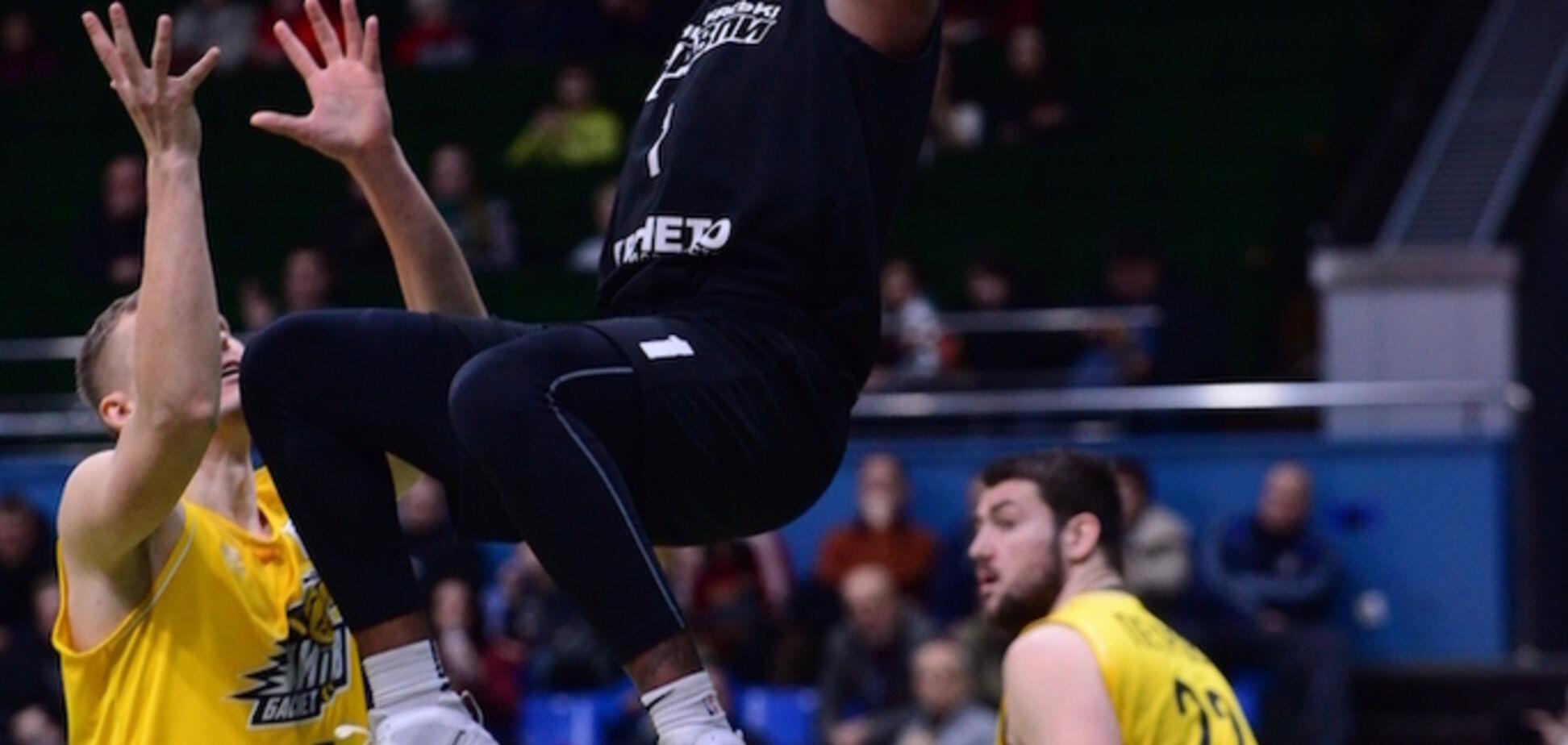 1/4 Кубка Украины по баскетболу: анонс матчей 5 января