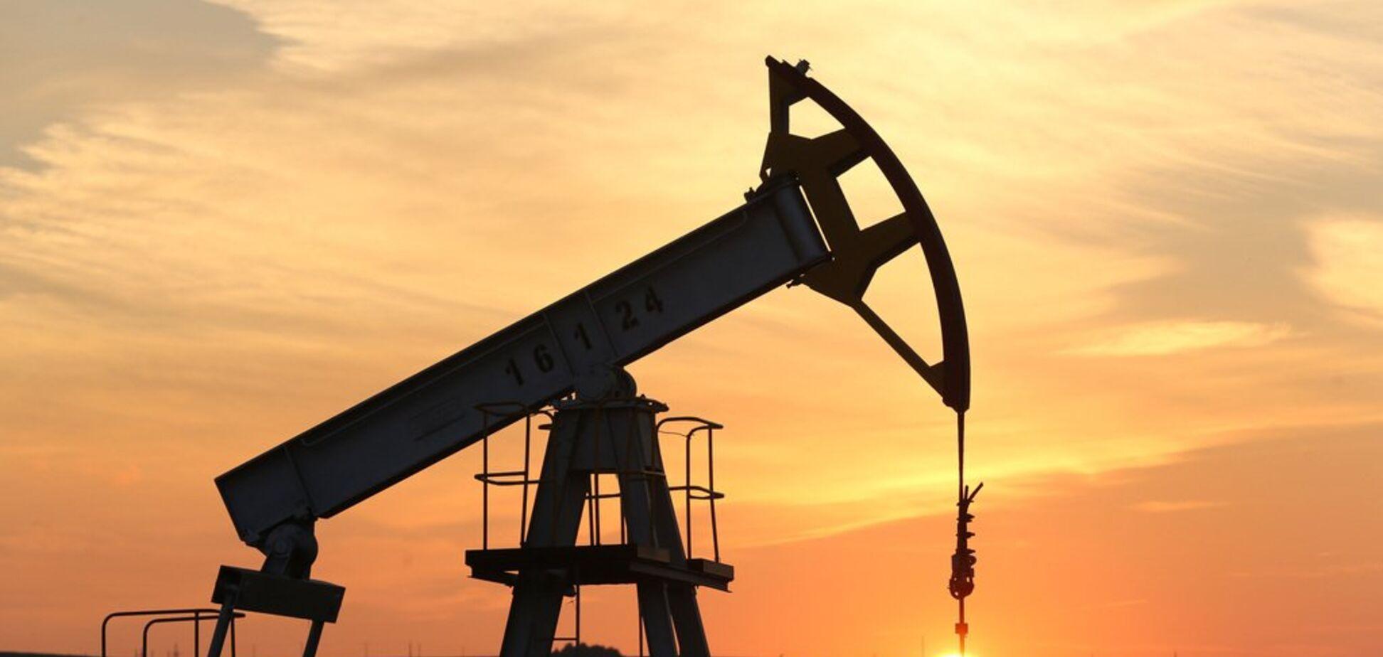 Ціни на нафту виросли максимальними темпами за рік
