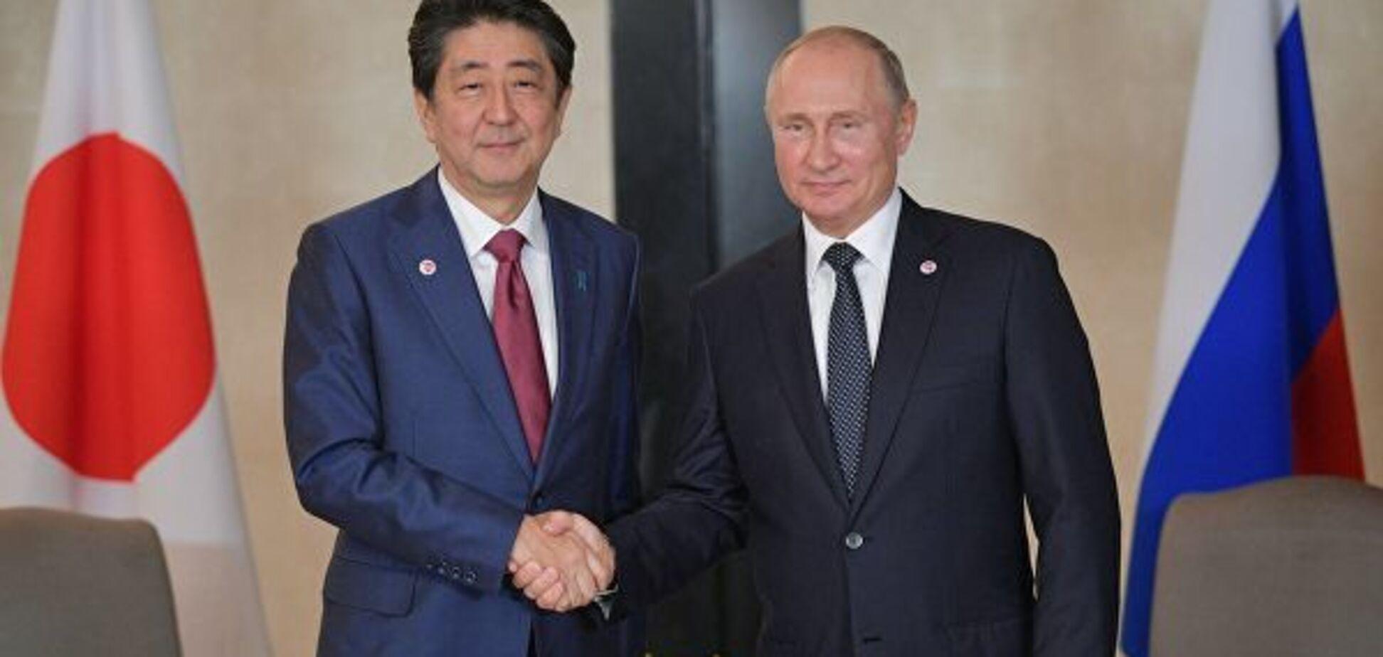 Япония завила о решающем моменте в отношениях с Россией