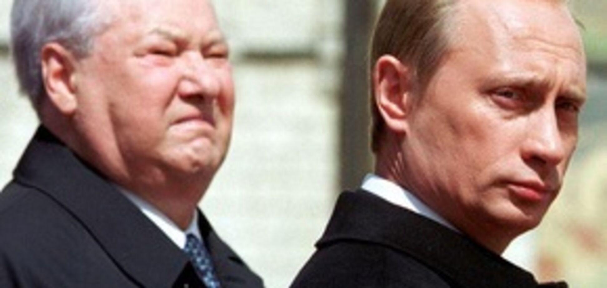Главные соучастники Путина
