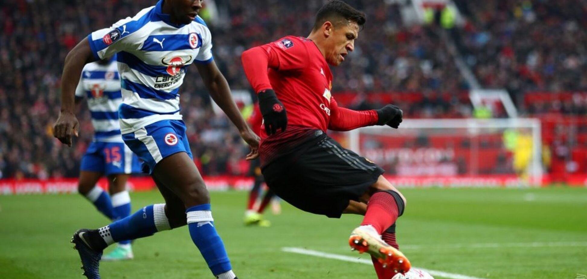 Знаменитый футболист попал в курьезную ситуацию на матче Кубка Англии