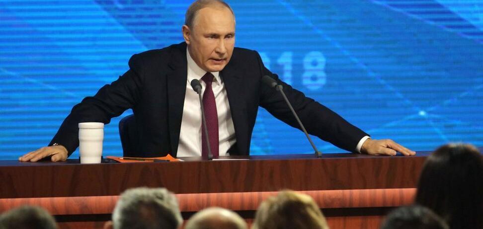 Путин растратил свою магию: путь от царя до врага