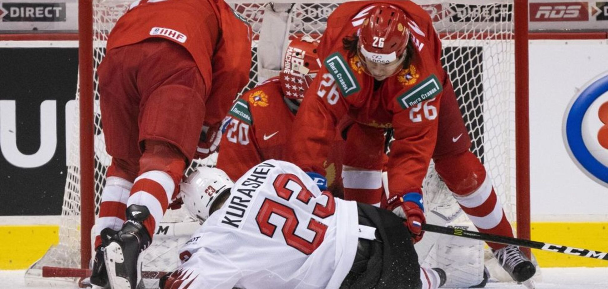 Росію принизили на молодіжному чемпіонаті світу з хокею - відеофакт
