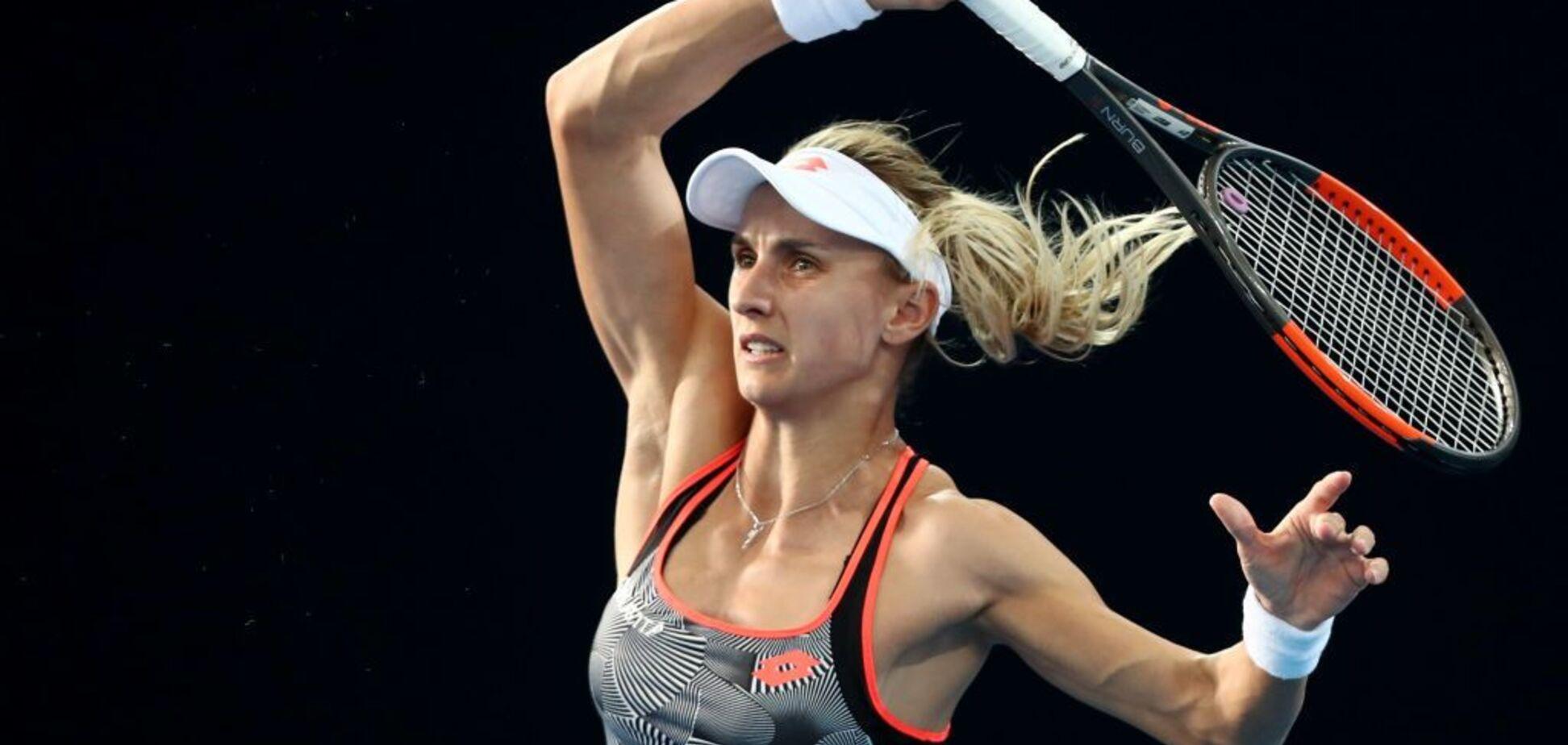 Украинская теннисистка драматично проиграла в финале супертурнира в Австралии