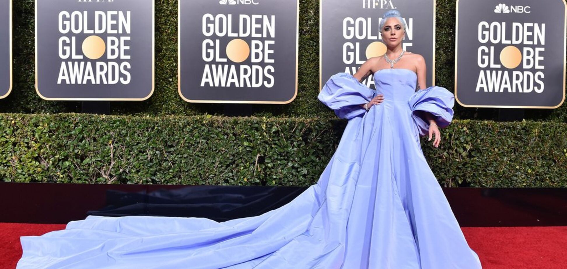 Золотой глобус 2019: самые смелые образы на церемонии