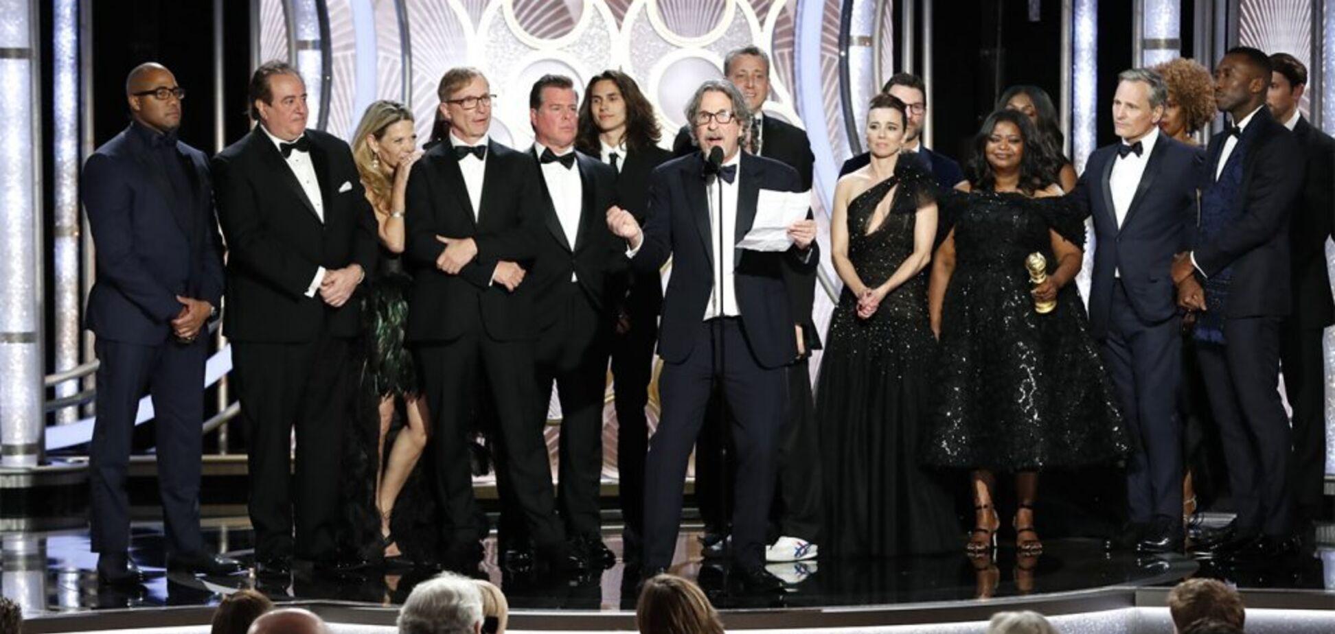 Кинопремия ''Золотой глобус'': объявлены победители. Все подробности, фото и видео
