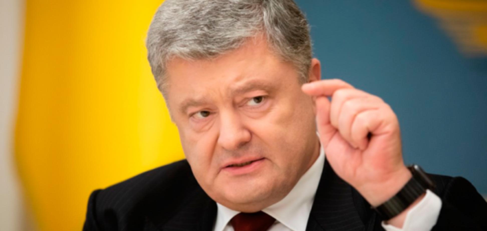 'У нас много сюрпризов': Порошенко сделал мощное предупреждение Путину по Донбассу