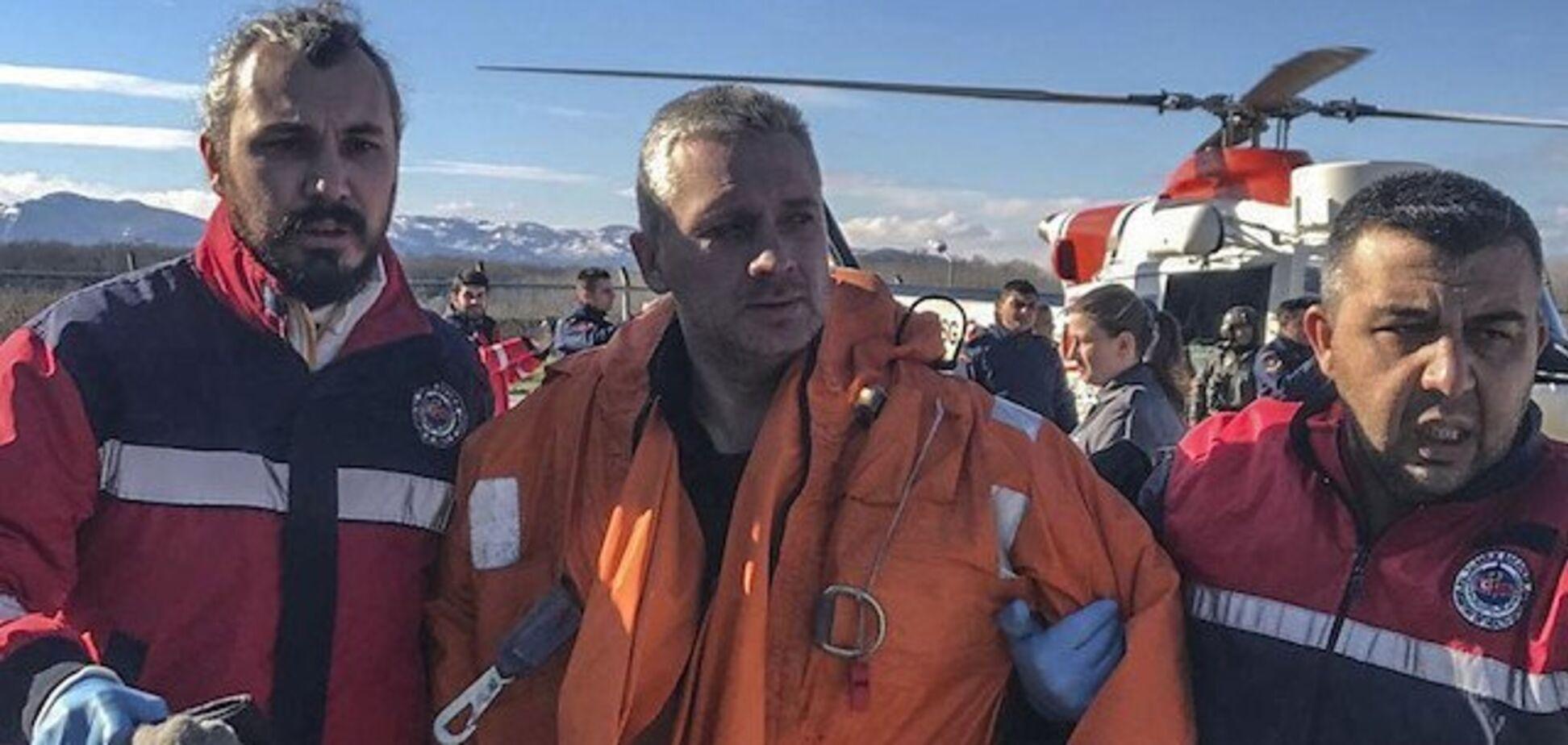 Крушение корабля в Черном море: появился список с погибшими украинцами