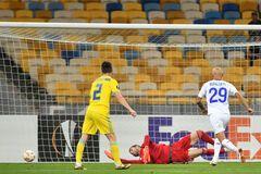 Динамо — Олімпіакос: названо фаворита 1/16 фіналу Ліги Європи