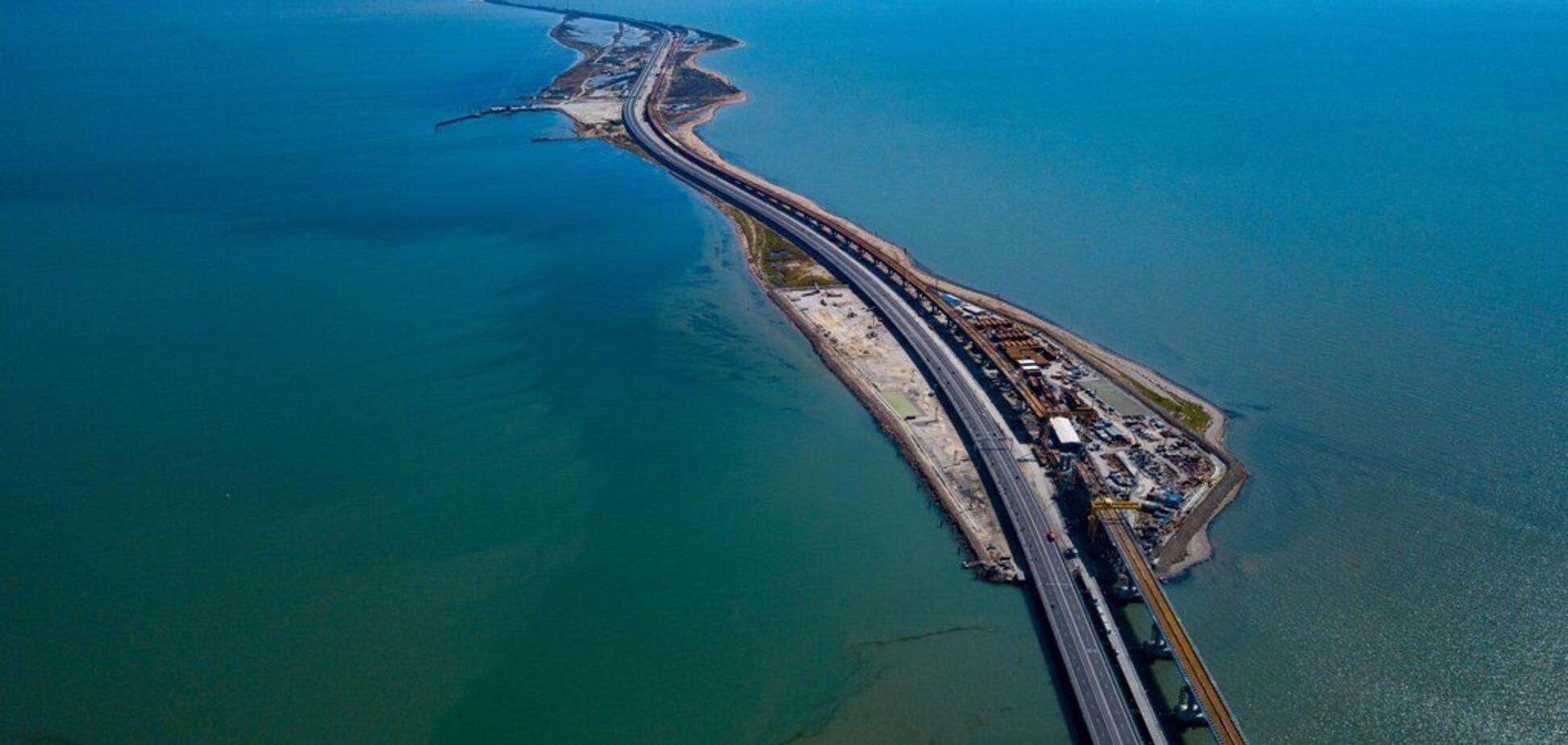 ''Неужели это не учитывали?'': Проблема Крымского моста шокировала экспертов