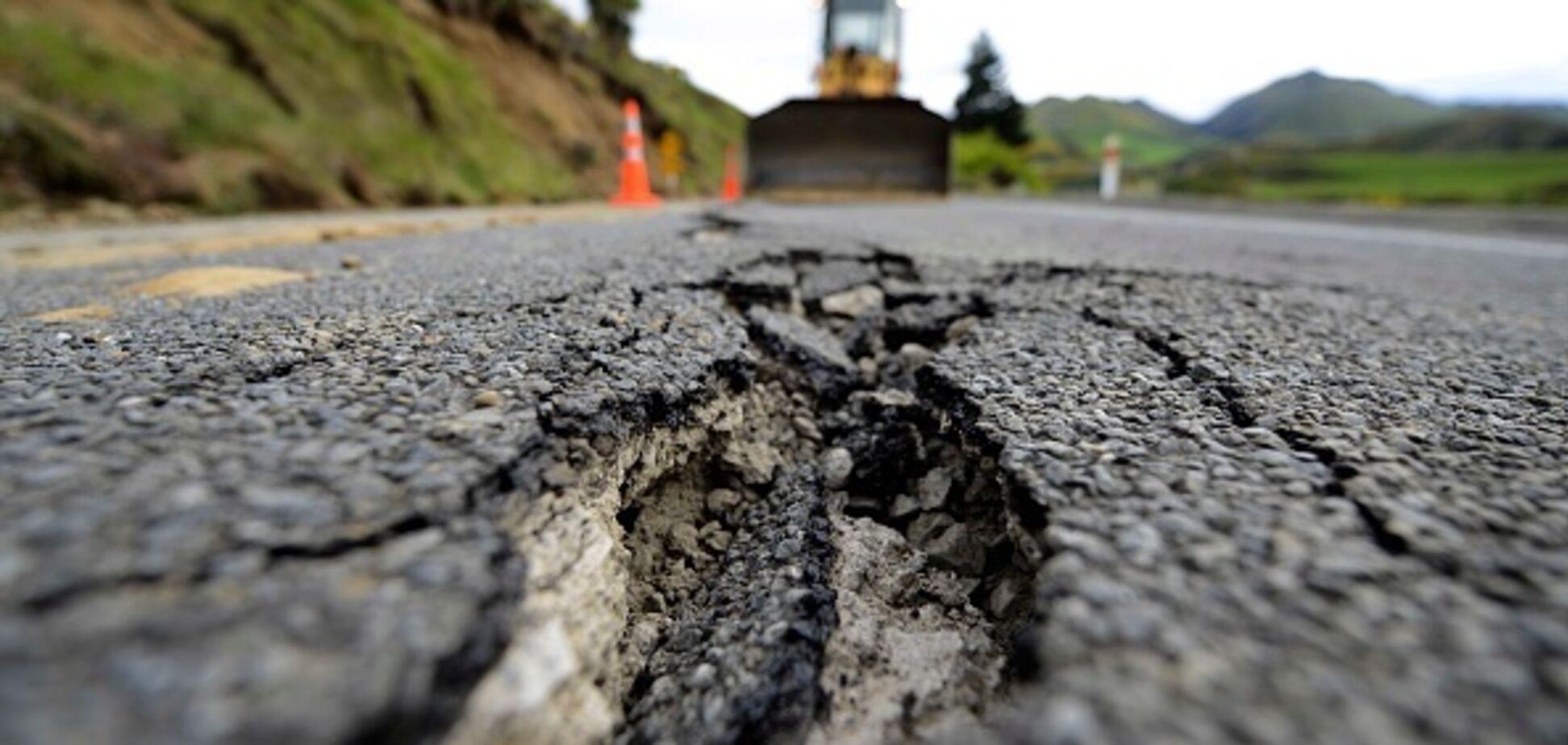 Ремонт дорог в Украине: стало известно, сколько миллионов потрачено в 2018 году
