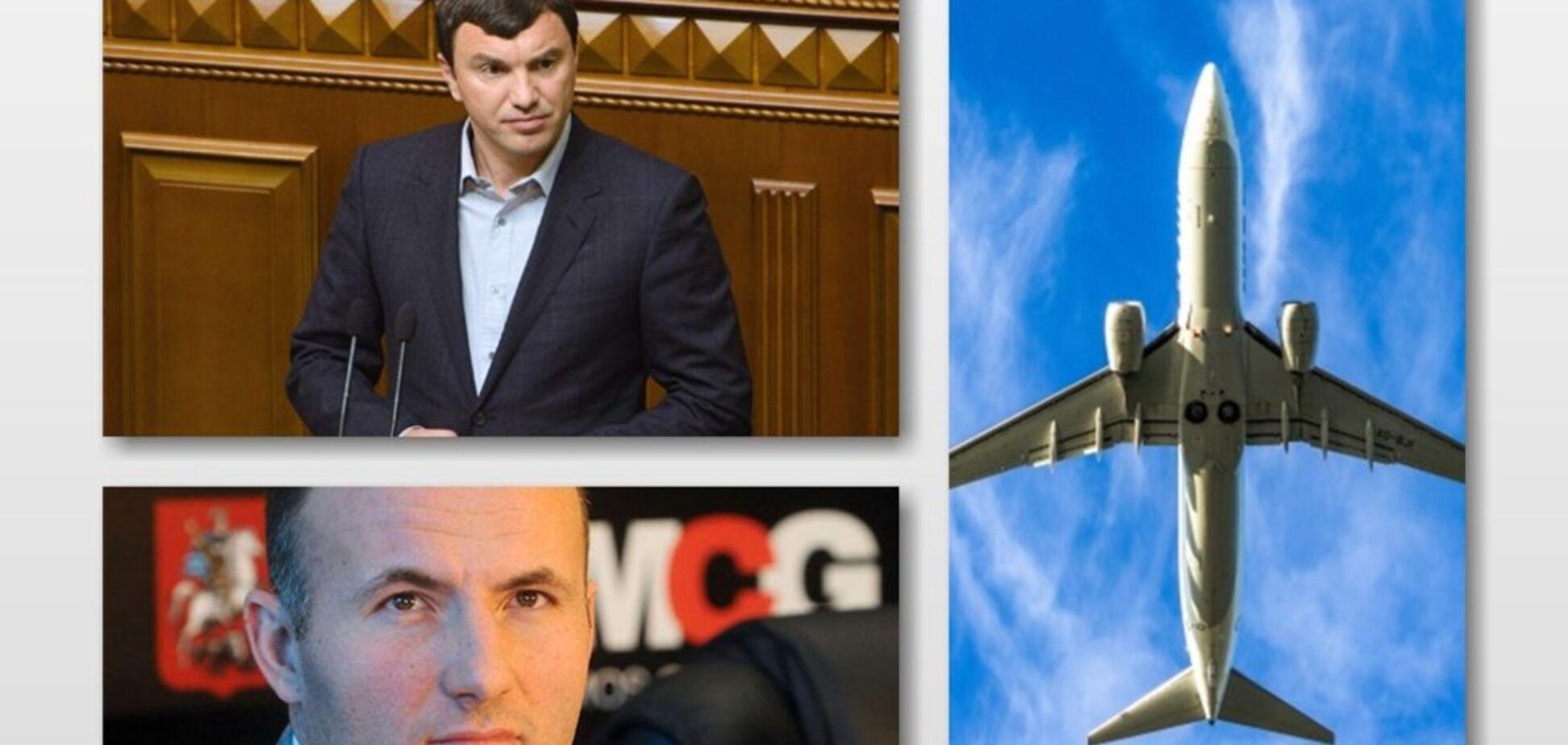 В Мексике задержали олигарха Фукса с украинским нардепом: журналистка ''Схем'' подтвердила