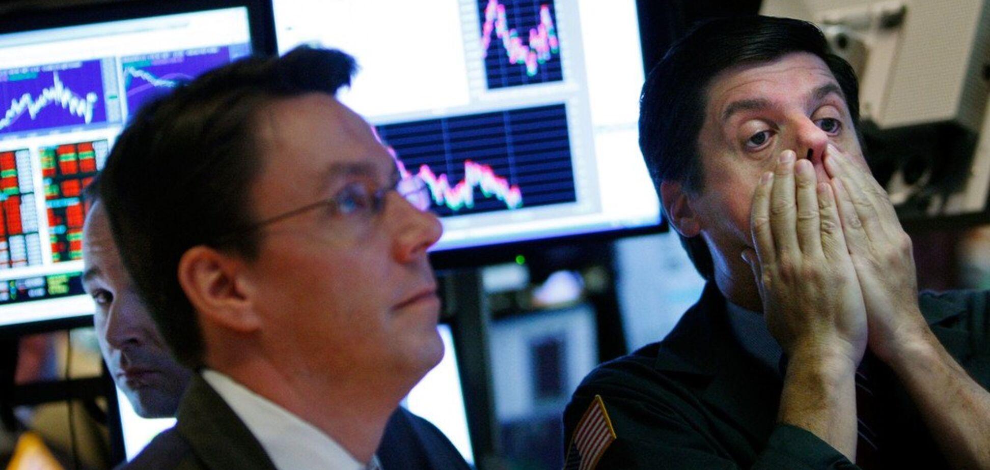 ''Начало конца'': миру предрекли новый финансовый кризис