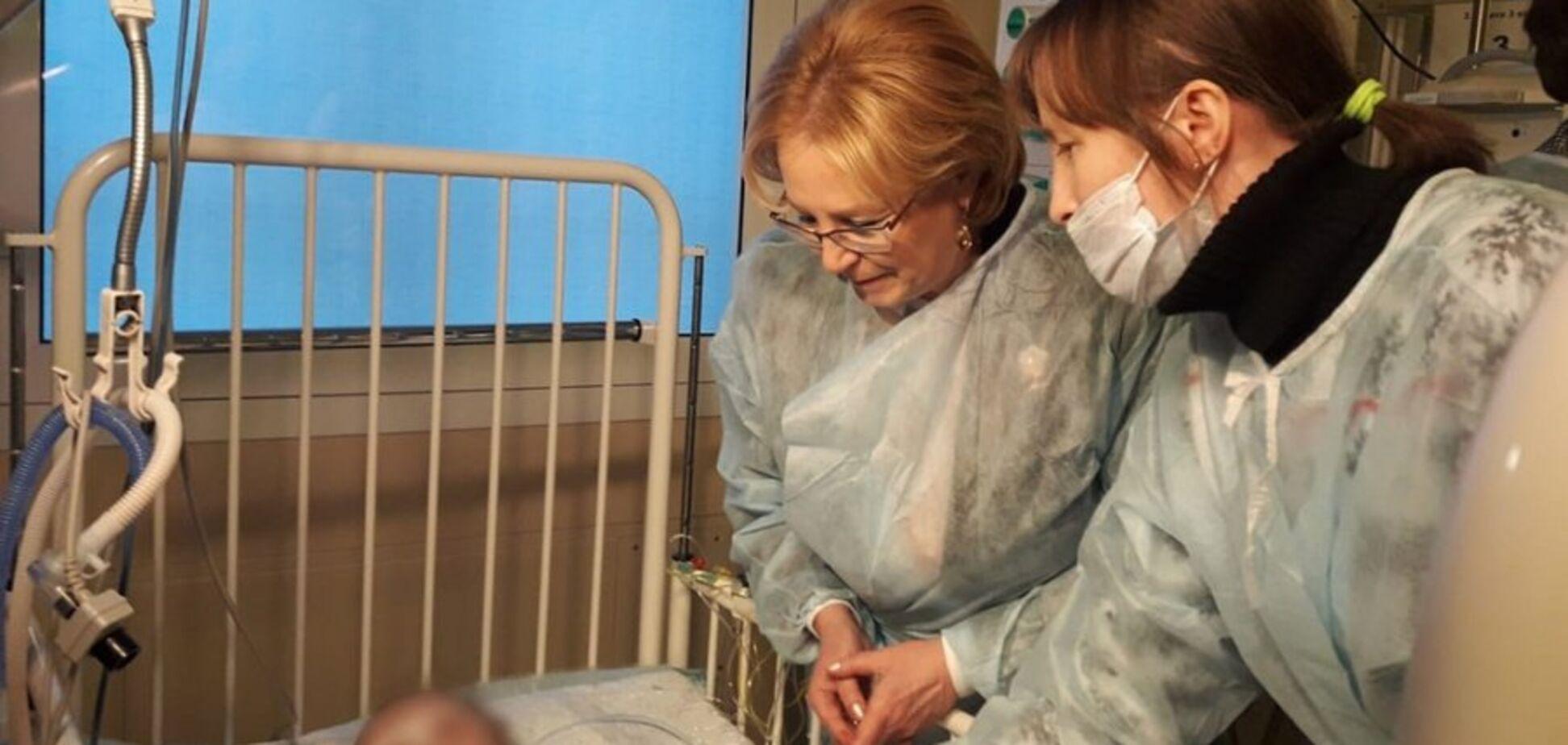 Рождественское чудо: спасенный из-под завалов в Магнитогорске малыш пришел в себя